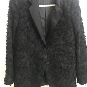 Zara Jackets & Coats - Zara Navy Jacket